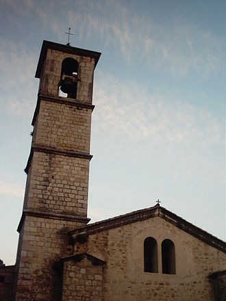 Valbonne - Church of Valbonne