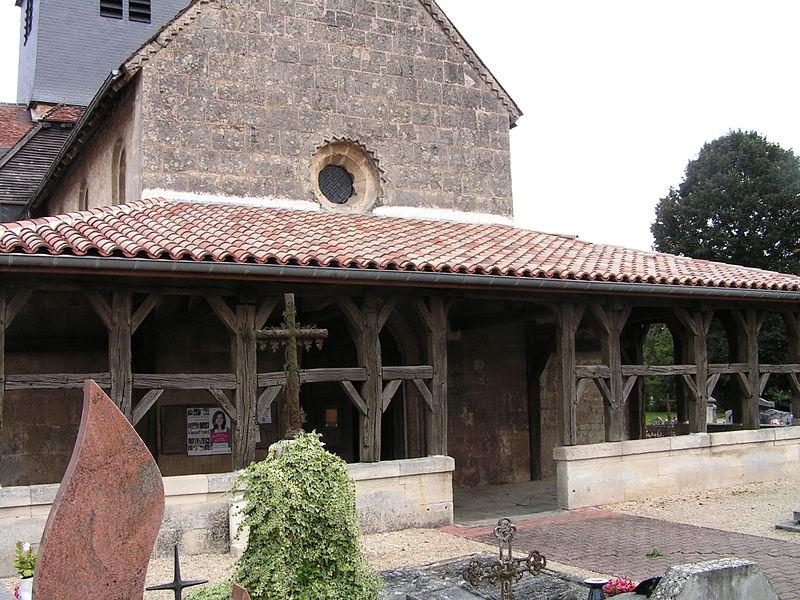 Église Saint-Georges de Larzicourt (Classé)