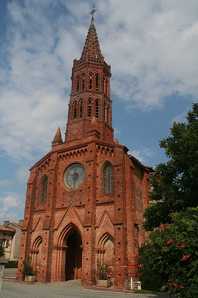 Eglise de Lavalette