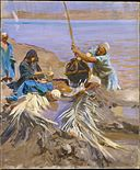 Egyptians Raising Water from the Nile MET DT11903.jpg