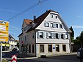 Ehemalige Posthalterei, Bernhauserstraße 2, Stuttgart.jpg