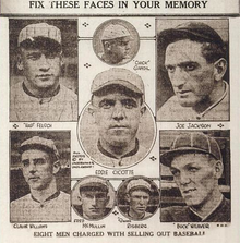an introduction to shoeless joe and the black sox scandal Powerpoint slideshow about 'the black sox scandal'  the eight players included the great shoeless joe  hideo iguchi ( 〃 ) i introduction  ( eg.