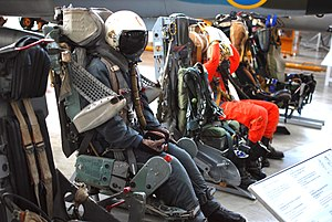 Ejection seat - Various ejection seats