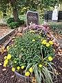 Ekkehard Hahn - Grab - Alter Friedhof in Schwerin.jpg