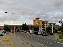 Bolivia-Trasporti-El Allto airport
