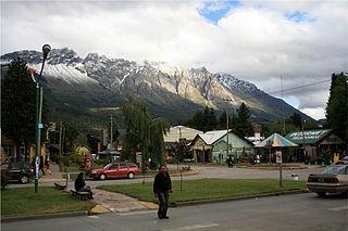 Town in Rio Negro, Argentina