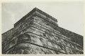 El Castillo , den centrala pyramiden - SMVK - 0307.f.0021.tif