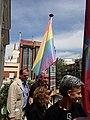 El Orgullo alza los colores de su bandera en el distrito 04.jpg
