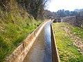 El Pont Nou, aqüeducte, Sant Pere de Riudebitlles, Detalls 02.jpg
