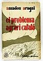 El problema agrari català. Amadeu Aragay. 1933.jpg