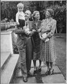 Eleanor Roosevelt, John, John, Jr., and Anna Boettiger - NARA - 195333.tif