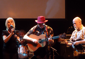 Eleanor Shanley - Eleanor Shanly, Frankie Lane and Paul Kelly, Dublin 2011