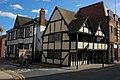 Elizabethan House, Trinity Street, Worcester - geograph.org.uk - 580439.jpg