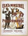 Elk's minstrel performance given by Chicago Lodge No. 4, B.P.O.E. LCCN2014635572.tif