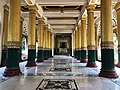 Empty Shwedagon Pagoda Corridor - Yangon.jpg