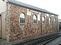 Engine shed on Minehead Station - geograph.org.uk - 944191.jpg