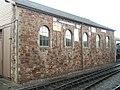 Engine shed on Minehead Station - geograph.org.uk - 944191.jpg
