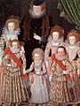 English School Lettice Cressy, Lady Tasburgh of Bodney, Norfolk and Her Children.jpg