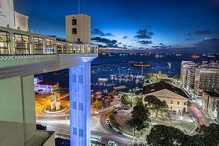 Salvador, Bahia capital city of Bahia state, Brazil