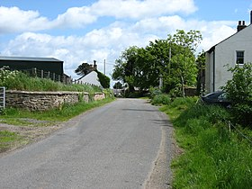 Entering Gamelsby (geograph 3493015).jpg