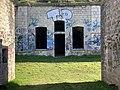 Entrée du fort de Sermenaz (février 2021) - 2.jpg
