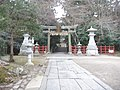 Entrance of the Shiogama-jinja.jpg