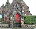 Entrance to St. Luke's - Wellington, Hanley - geograph.org.uk - 338040.jpg