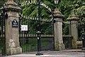 Entrance to the Botanic Gardens, Belfast - geograph.org.uk - 496632.jpg