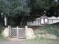 Entrance to the Church of the Holy Rood, Empshott - geograph.org.uk - 1099133.jpg