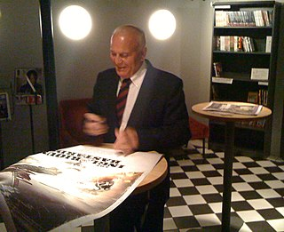 Enzo G. Castellari Italian director, screenwriter and actor