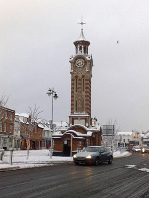 Epsom - Epsom Clock Tower