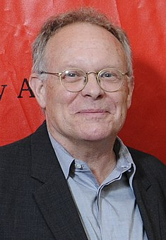 Eric Overmyer American writer and producer (born 1951)