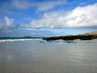 Eriskay - The Eriskay shore