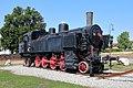 Ernstbrunn - Denkmallokomotive ÖBB 93.1364.JPG