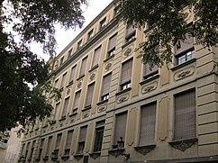 Escuela Milá y Funtanals, Barcelona (1921-1931)
