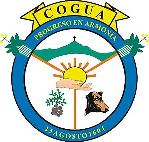 Cogua - Image: Escudocogua