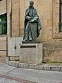 Escultura de Francisco López de Gómara, Soria.jpg