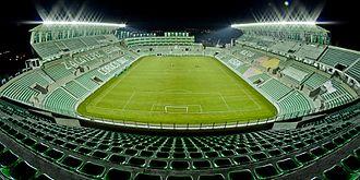 """Estadio Agustín """"Coruco"""" Díaz - Image: Estadio Agustín Coruco Díaz"""