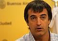 Esteban Bullrich atiende a la prensa luego de la habitual reunión de gabinete porteño (6923829059).jpg