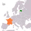 Estonia France Locator.png