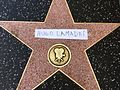 Estrella de Hugo Lamadrid en el Walk of Fame de Hollywood.jpg
