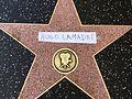 Estrella de Hugo Lamadrid en el Walk of Fame de Hollywood.jpg