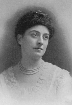 Ethel Gordon Fenwick - Image: Ethel Gordon Fenwick