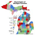 Etymologies of Michigan counties.png