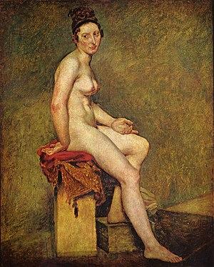 Mademoiselle Rose - Image: Eugène Ferdinand Victor Delacroix 024