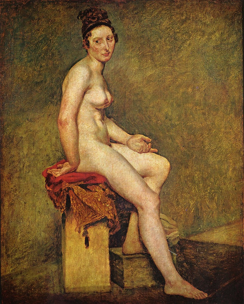Eugène Ferdinand Victor Delacroix 024
