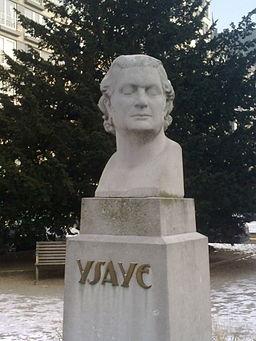 Eugène Ysaye a Liège