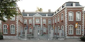 Government of the German-speaking Community - The seat of the government