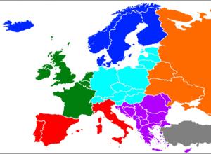 meere europa