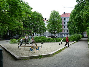 Evald Rygh - Evald Ryghs plass, square in Oslo.